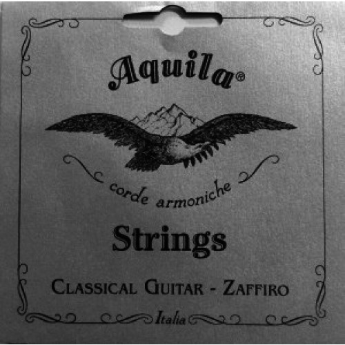 Aquila 129C Zaffiro Konzertgitarre - normal tension