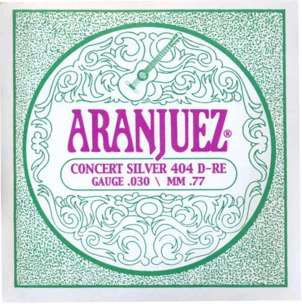 Aranjuez 404 - d4 Konzertgitarre, high tension