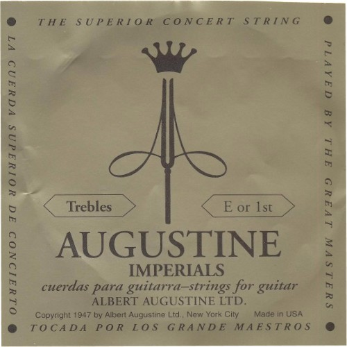 Augustine Imperial - e1 Konzertgitarre - medium tension