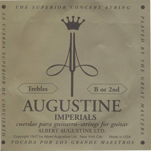 Augustine Imperial - h2 Konzertgitarre - medium tension