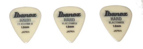 Ibanez Elastomer BEL14HD10 hard, 1,0 mm
