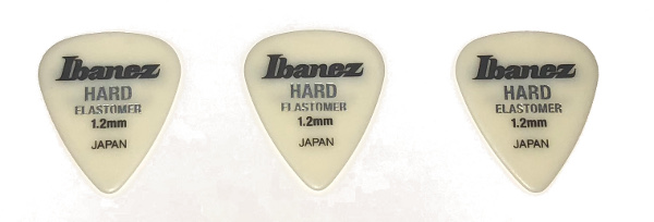Ibanez Elastomer BEL14HD12 hard, 1,2 mm