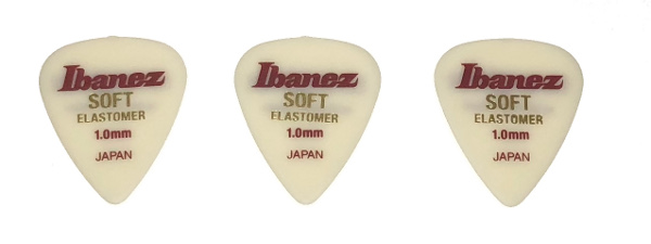 Ibanez Elastomer BEL14ST10 soft, 1,0 mm
