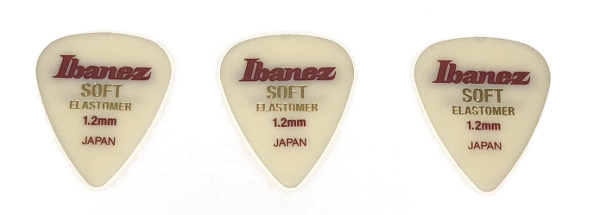 Ibanez Elastomer BEL14ST12 soft, 1,2 mm