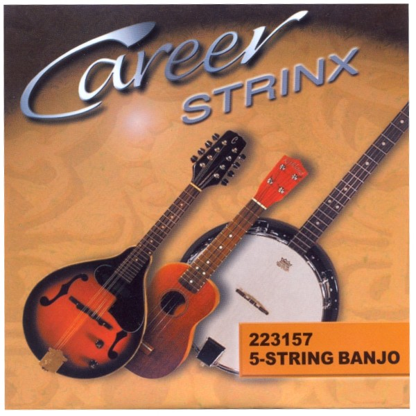 Career Strinx 223157 für 5-string Banjo