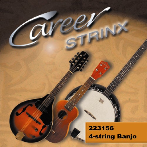 Career Strinx 223156 für 4-string Banjo