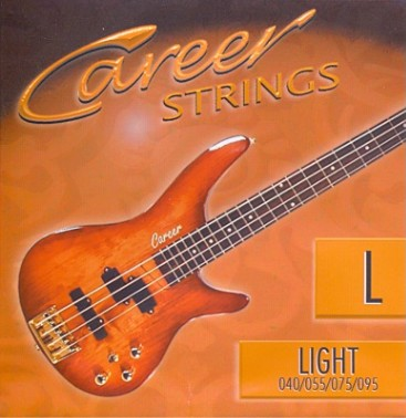 Career E-Bass L E-Bass - light (040-095)