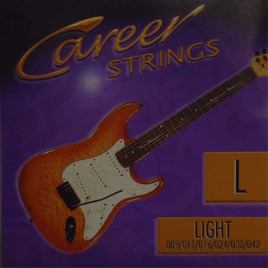 Career electric strinx L E-Gitarre, light (009 - 042)