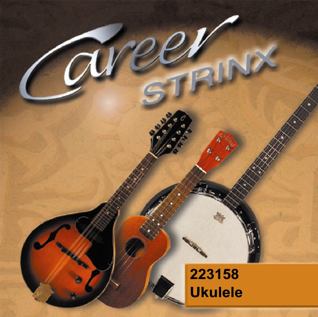 Career Strinx 223158 für Sopranukulele
