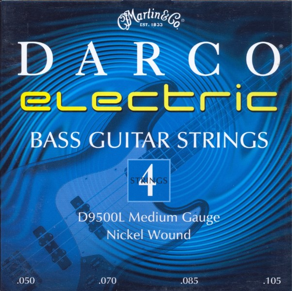 Darco by Martin D9500L E-Bass - medium (050-105)