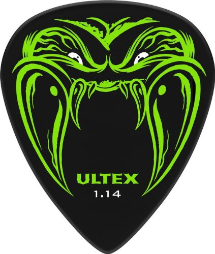 Dunlop Hetfield Black Fang 1,14 mm - Ultex mit Aufdruck