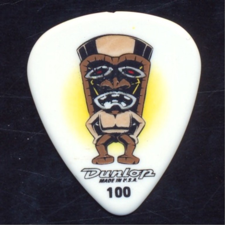 Dunlop Tiki Taboo - Wedgehu 1,00 mm