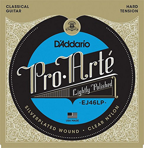 D´Addario EJ46LP light polished Konzertgitarre, hard tension
