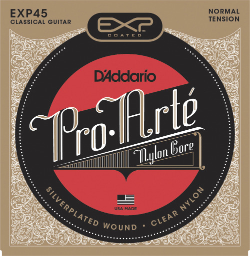D´Addario EXP45 Konzertgitarre, normal tension