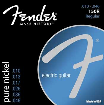 Fender Original 150 R E-Gitarre, regular (010-046)