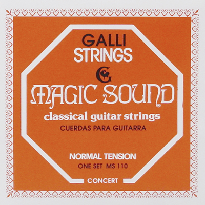 Galli Magic Sound MS110 Konzertgitarre, normal tension