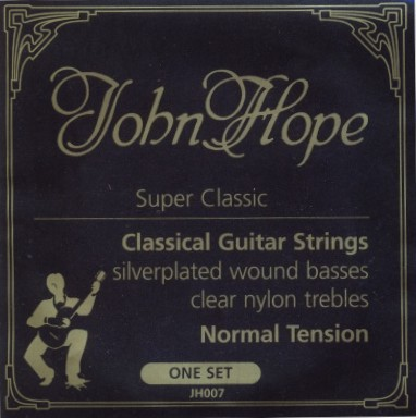 John Hope Super classic JH 007 Konzertgitarre, medium