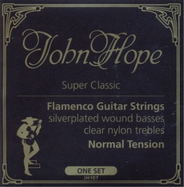 John Hope Flamenco JH 107 Konzertgitarre, normal