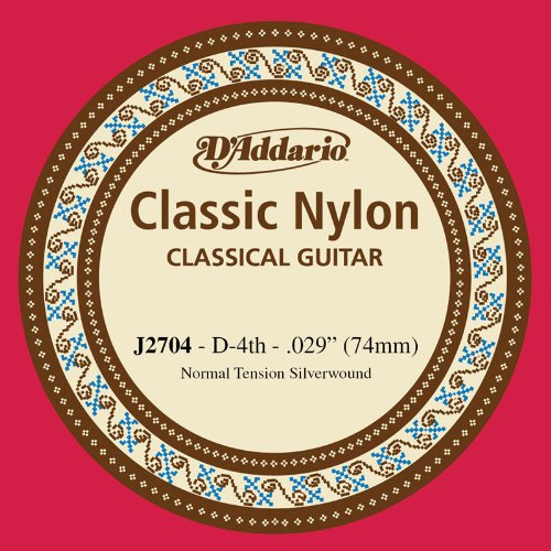 D´Addario J2704 - d4 Konzertgitarre, normal tension
