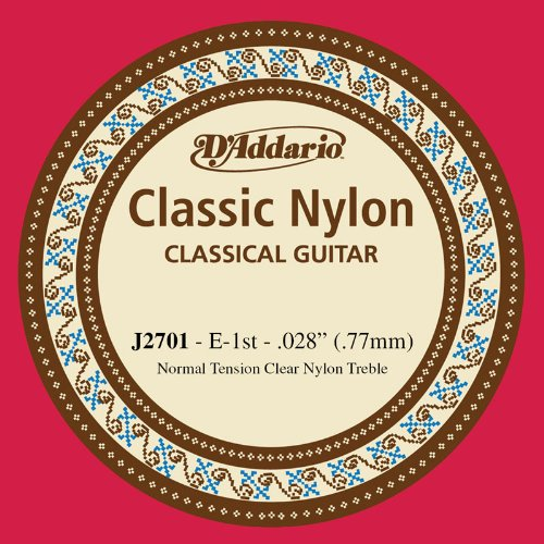 D´Addario J2701 - e1 Konzertgitarre, normal tension