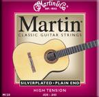 Martin M120 Konzertgitarre, high tension