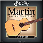Martin M130 silk and steel. Westerngitarre, light (0115 - 047)