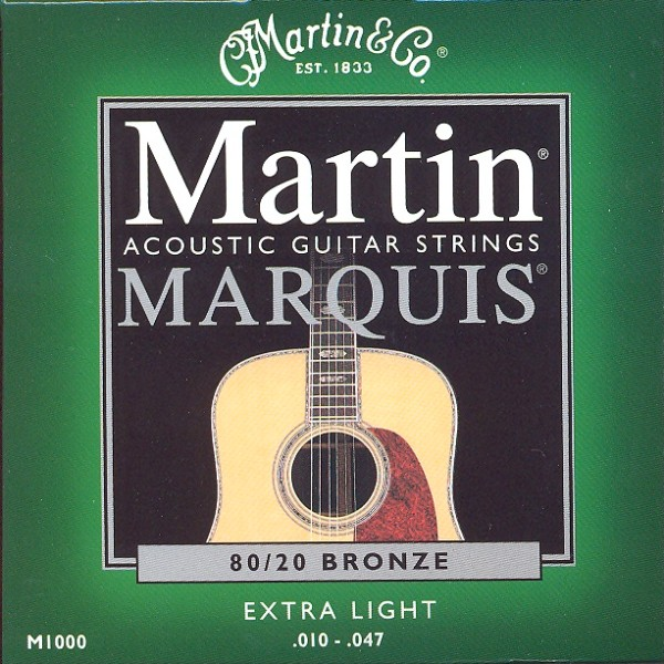 Martin Marquis M1000 Westerngitarre, extra light (010-047)