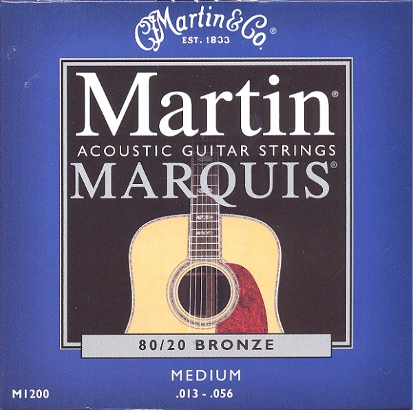 Martin Marquis M1200 Westerngitarre, medium (013-056)