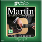 Martin Phosphor Bronze M500 Westerngitarre 12-saitig, extra light (010-047)
