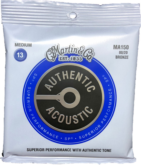 Martin Bronze MA150 Superior Performance Westerngitarre, medium (013-056)