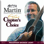Martin Claptons Choice MEC12 Westerngitarre, light (012 - 054)