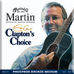 Martin Claptons Choice MEC13 Westerngitarre, medium (013 - 056)