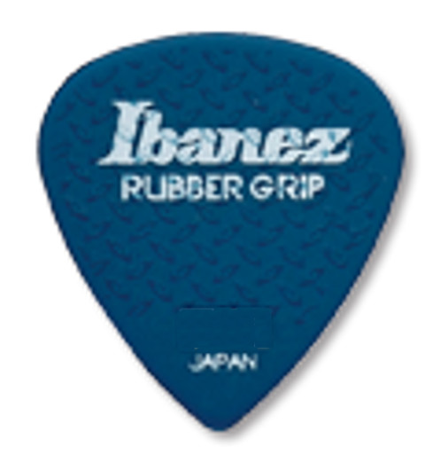 Ibanez Rubbergrip PA16XRG-DB blau, 1,2 mm, 6 Stück, Short Teardrop