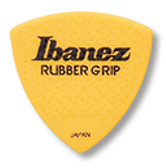 Ibanez Rubbergrip PA4TRG-YE gelb, 0,6 mm, 6 Stück, Triangle