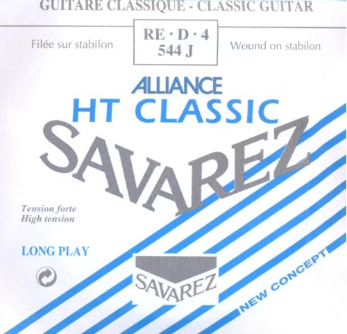 Savarez 544 J - d4 Konzertgitarre, hard tension