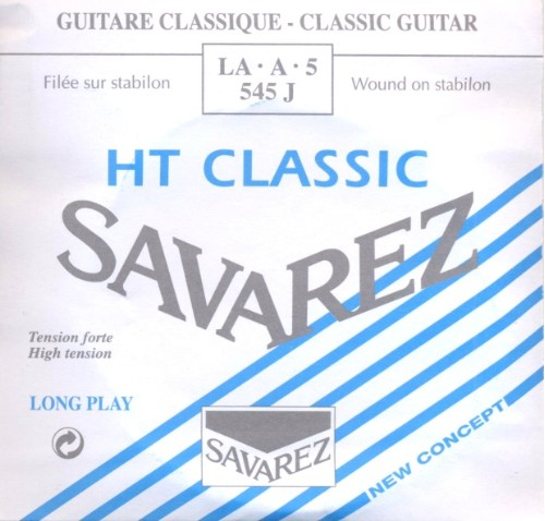 Savarez 545 J - A5 Konzertgitarre, hard tension