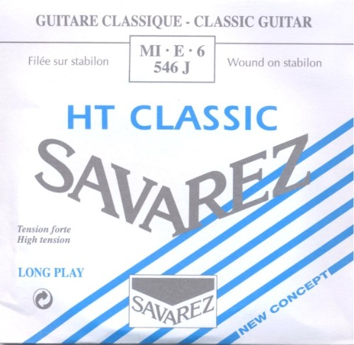 Savarez 546 J - E6 Konzertgitarre, hard tension