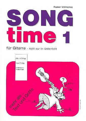 Songtime 1 Rainer Vollmann