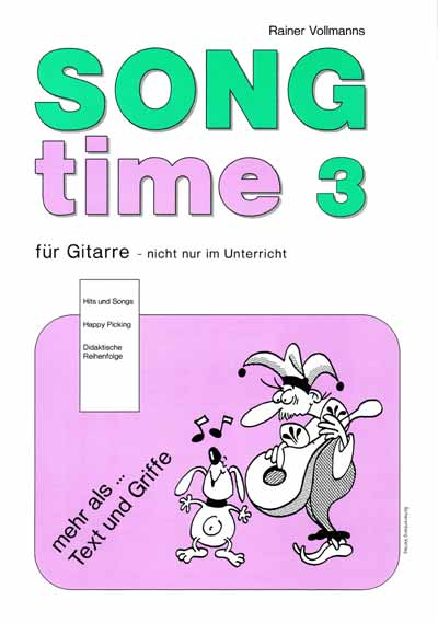 Songtime 3 Rainer Vollmann
