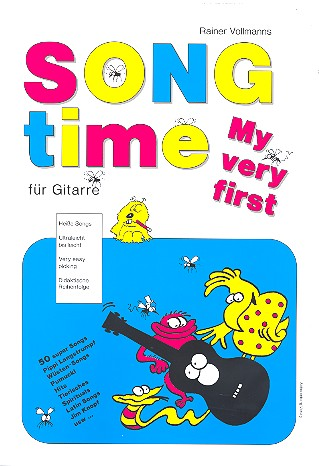 Songtime - My very first Rainer Vollmann