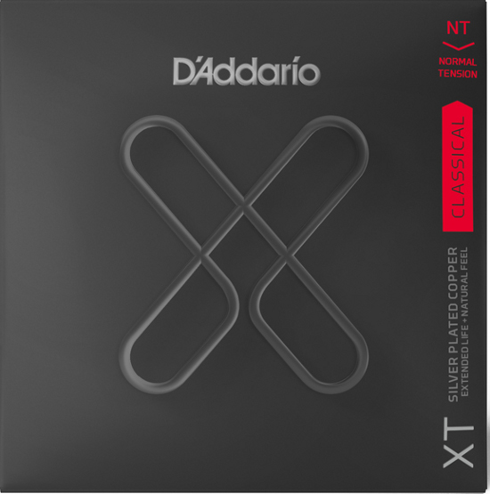 D´Addario XTC45 Konzertgitarre, normal tension