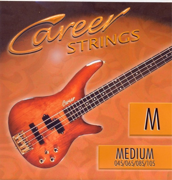 Career E-Bass M E-Bass - medium (045-105)