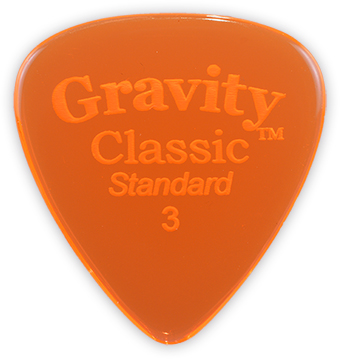 Gravity Classic Standard 3,0 mm - orange
