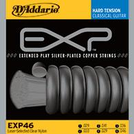 D´Addario EXP46 Konzertgitarre, hard tension