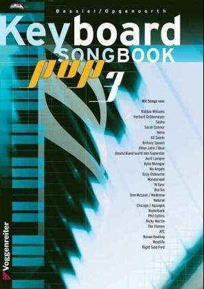 Keyboard Songbook Pop 3 40 Charthits für Keyboarder